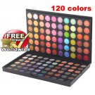 120 Color Palette Eye Shadow 3 BC + Free shipping to worldwide!