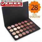 28 Color Neutral Warm Palette Eye Shadow BC+ Free shipping to worldwide!