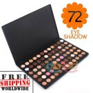 72 Color Neutral Palette Eye Shadow BC+ Free shipping to worldwide!