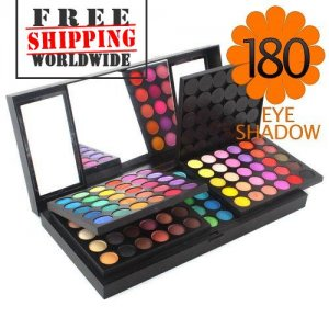 180 Full Color Makeup Palette Eye Shadow BC + Free shipping to worldwide!