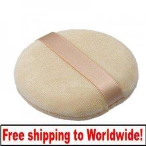 1 x 8cm Face Sponge Makeup Cosmetic Powder Puff TM+ Free shipping to worldwide!