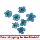 30pcs Dried flower BG+ Free shipping to worldwide!