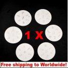 1 x Stamping nail art BG+ Free shipping to worldwide!