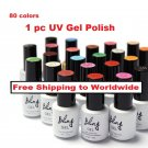Nail UV Gel Polish Soak off UV lamp  6ml Led or Base, Top Coat al