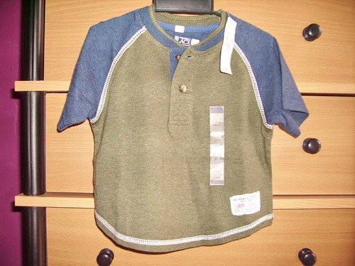 CW31: 6-9mos The Children's Place Tee