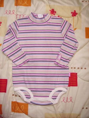 CW10: 12-18mos Carter's Long Sleeve Romper