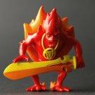 Rey Fuego mini figure from New Actimel Team (Danone & Panini)