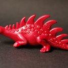 Vintage Scelidosaurus Schleich 80s classics dinosaur monochrome