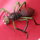 Big rubber ant giant insect vintage 80's animals bugs