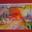 Dimetrodon Vintage Danone Petit Suisse dinosaur premium from Spain NEW