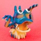 Monster finger puppet soft rubber retro Gigantor jiggler weird creature NEW! h