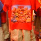Set shirt and pants by Cars pixar- Brand new with tags (KS013)