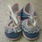 Brand new- Cute soft shoe for baby girl (KS005bs)