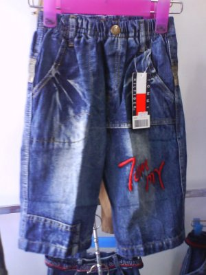 Tommy 3 quarter jeans pants - Brand new with tag (KS033)