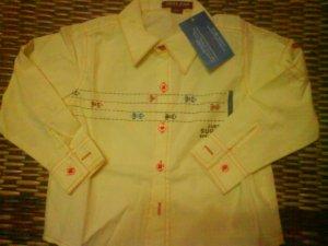Brand New - Guess racing l/ sleeve shirt ( KS045)