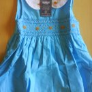 Brand New - Oshkosh blue sea dress (KS005GI)