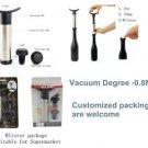 UZO1™ Wine Vacuum Pump and Stopper