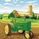 Farm with Tractor, Q207