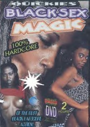 Black Sex Magic (clearance sale)