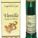 Nandita Vanilla perfume oil