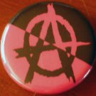 1 ANARCHO-QUEER pinback button badge 1.25""
