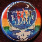 1 GRATEFUL DEAD #2 pinback button badge 1.25""