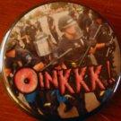 "1 ""OINKKK!""  RIOT COPS #2 pinback button badge 1.25"""
