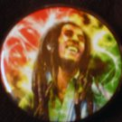 1 BOB MARLEY RASTA COLORS #2 pinback button badge 1.25""