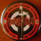 THOUGHTCRIME pinback button badge 1.75""
