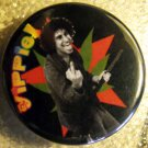 ABBIE HOFFMAN - YIPPIE! pinback button badge 1.25""