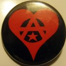 LUVARCHY #2 pinback button badge 1.25""