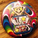 "MARIO S. THOMPSON pinback button badge 1.25"""
