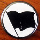 ANARCHIST BLACK FLAG pinback button badge 1.25""