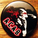 A.C.A.B. #3 pinback button badge 1.25""