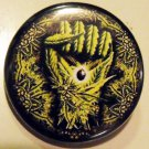 REBEL GANJA SEED FIST pinback button badge 1.25""
