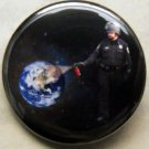 PEPPER SPRAY THE WORLD pinback button badge 1.25""