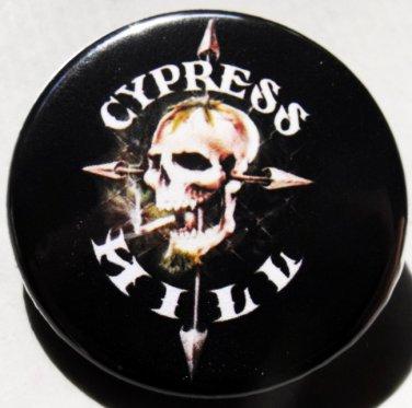"CYPRESS HILL pinback button badge 1.25"""