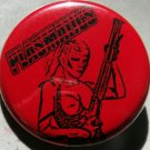 PLASMATICS WENDY O. WILLIAMS STENCIL pinback button badge 1.25""