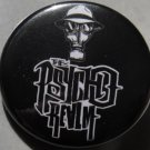 THE PSYCHO REALM pinback button badge 1.25""