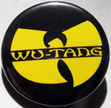 """WU TANG CLAN pinback button badge 1.25"""""""