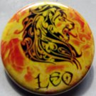 ASTROLOGY ZODIAC SIGN LEO pinback button badge 1.25""