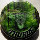 ASTROLOGY ZODIAC SIGN TAURUS pinback button badge 1.25""