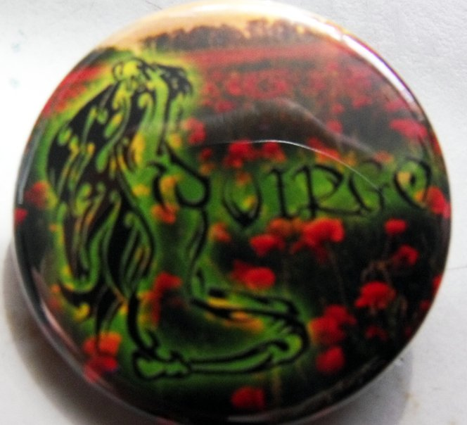 ASTROLOGY ZODIAC SIGN VIRGO pinback button badge 1.25""