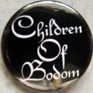 CHILDREN OF BODOM pinback button badge 1.25""