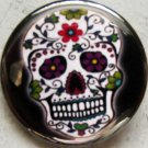SUGAR SKULL #5 pinback button badge 1.25""