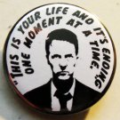 FIGHT CLUB - THIS IS YOUR LIFE... pinback button badge 1.25""