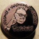 "Samuel Edward Konkin III - AGORISM! pinback button badge 1.25"""