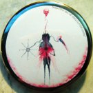 """The Art of Asty #4  pinback button badge 1.75"""""""