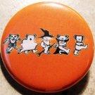 "GRATEFUL DEAD #9 - HALLOWEEN pinback button badge 1.25"""
