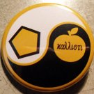 """SACRED CHAO pinback button badge 1.25"""""""